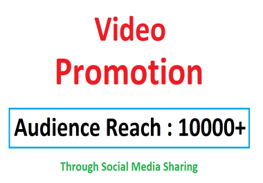 Video Viral Promotion