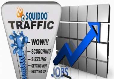 Social Traffic from Squidoo