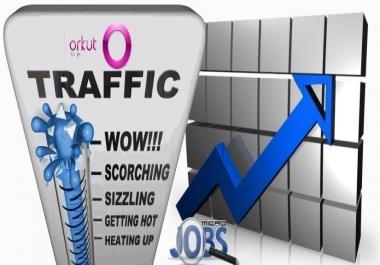 Social Traffic from Orkut