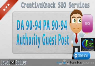 Guest Posts On DA 80-94 PA 80-94 TF 60-82  CF 60-80 Authority sites