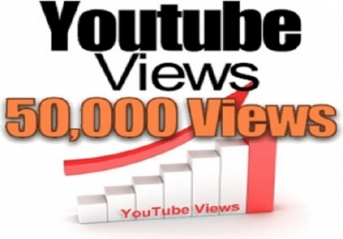 I will add Guaranteed 6000+ Safe and Real youtube video vie ws