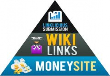 create 3500+ High Quality contextual WIKI backlinks