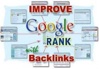 manually create 12 back links from PR5 to PR9 Authority Sites back to your website + Google Panda/Penguin Safe + Send to Premium Indexer for