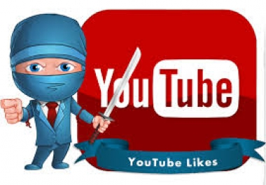 give you 3500+ youtube likes in your any youtube video just