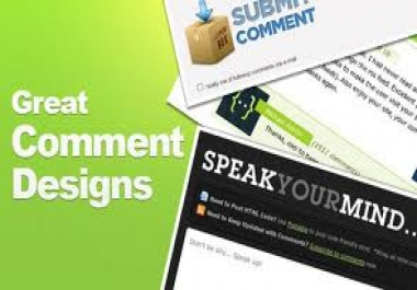 ????make 500 backlinks with blog comments for your site for