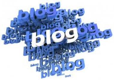 write 10 thoughtful, witty comments on your blog for