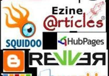 will make over 30 PR3 to PR8 web 2 0 contextual backlinks and 5000_ blog comments to created properties and include pinging submission
