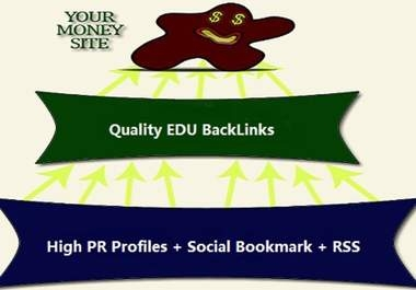"""will create a Super Edu Links Pyramid with 10 edu backlink,300 PR4 to PR7 profiles and 52 bookmarks,the edu backlink are all quality backlink"""