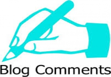 do manual 50 High PR Blog Comments 10PR5 10PR4 15PR3 15PR2 Dofollow Link for