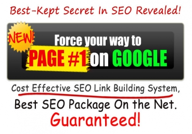 make 100+ ACTUAL PR1 - PR4 High P R Social Backlinks