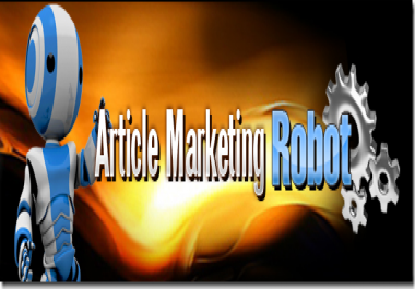 submit your Article to Top 5900+ Article Directories Pr 0 to 7 with Article Marketing Robot AMR Latest version