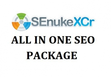 run Senuke xCR Service to do Safest Backlinks | SEO NukeX in 48 hours