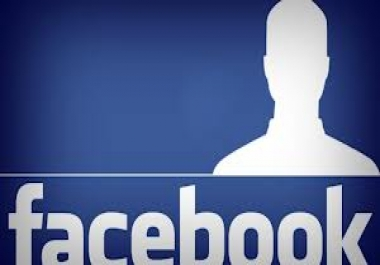 Will install a facebook of your self
