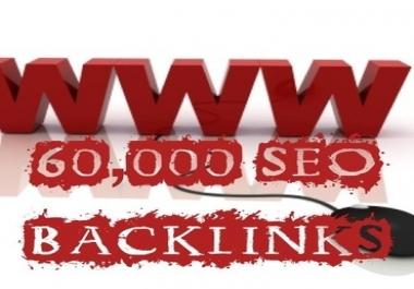 give Absolute Best Quality 50k+ Verified Live Seo BACKLINKS@!@