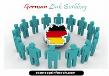 I will provide German SEO Services at Affordable prices