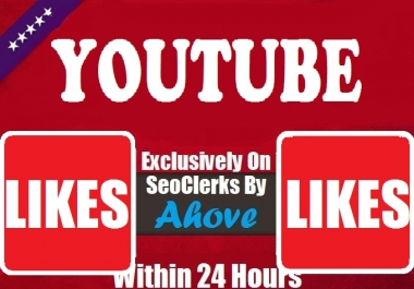 Get Instant 100 Safe Likes In Your Video