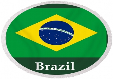 Provide You 1500 BRAZIL Country Targeted Traffic