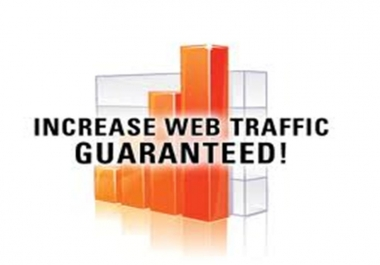 provide 3000+ website traffic from Twitter Facebook Forum sites and most from US