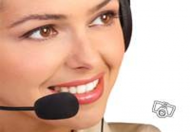 offer virtual assistant, customer service support for your site