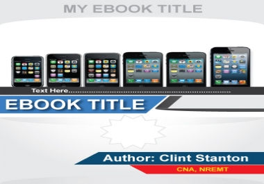 ebook cover design with illustrator