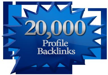 create Verified xRumer Backlinks 20 000