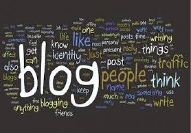 do Manual Blog Comments on 5xPR6 12xPR5 and 17xPR4 Dofollow High PR Actual Pages for