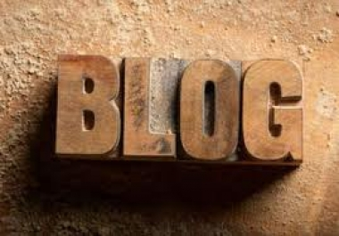★★provide 50 High PR Blog Comments PR6x3 PR5x7 PR4x15 PR3x25 Dofollow Backlinks for★★