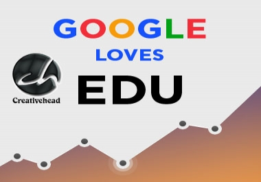 will do 400 .EDU high quality relevant SEO backlinks only