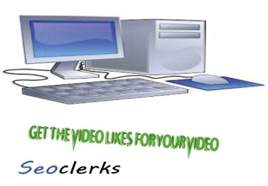 Pay you 1000 You-tube video likes for your video