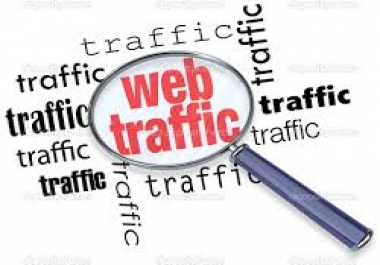 Deliver 10000+ Real Website Hits Visitors From All Over The World With Proof within 48 hours