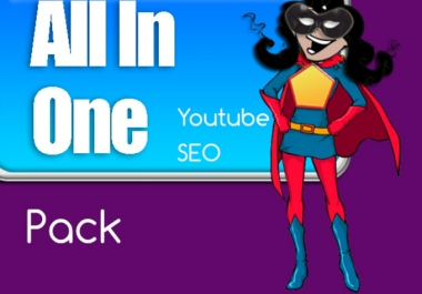boost your video ranking in google and utube with all in one youtube SEO pack