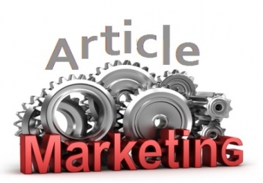 Really spin and submit your article to 7450 Article Directories, Get 500+ Google Backlinks + Full Report + Ping