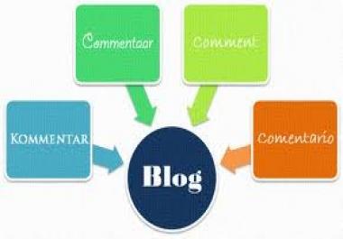 ✶✶✶make 50,000 blog comment SEO backlinks for ✶✶✶