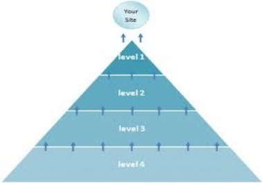★★★link PYRAMID using with 300 Backlinks for youtube video or website service for★★★