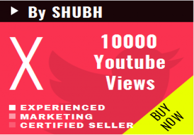 Instant Start 10000 Youtube Views Fastly