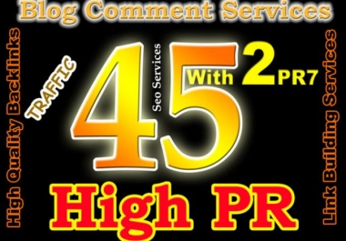 do Manual 45 Highpr Backlinks 2PR7 4Pr6 9Pr5 10Pr4 10Pr3 10PR2 Dofollow