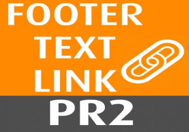 PR2 footer link on gaming blogspot