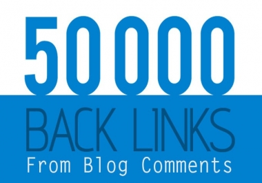 create 50 000 blog comment backlinks from SCRAPEBOX Blast