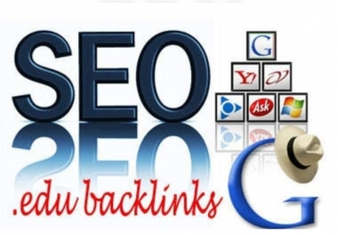 Create 15 Edu and Gov Forum profile backlinks for your website