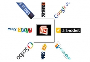 Produce or Upload your PDF file in 20 sharing sites best for seo