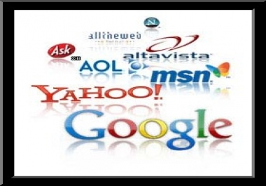 submit your site to 348142 Search engines and Websites +3500 authority backlinks for fast indexing your website