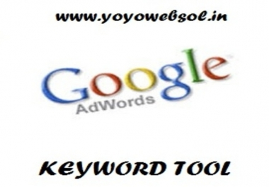 I will choose the right keywords for your website