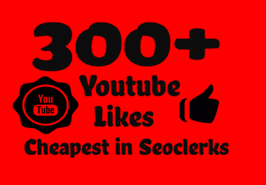 Add Super Fast 200-300 Real YouTube Likes