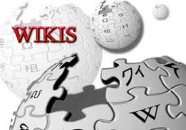 provide 18 000+ AMAZING Wiki backlinks from 6000+ unique domains, Google Loves wikis so get them