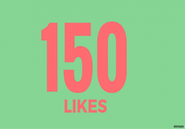 I will provide you 150 youtube likes real