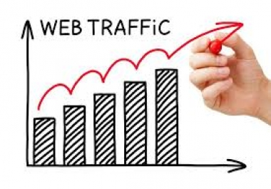 50000 Human visitors/traffic to your Web/Blog Adsense safe and get Good Alexa rank