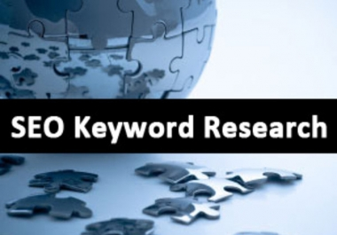do KEYWORD Research In Your Niche And Provide The 10 Most Lucrative Keyphrases