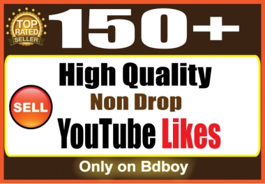Provide You Instant 150+ You+tube Likes Within 6 hours