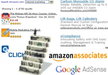 install code for AdSense or Amazon ads on Wordpress website