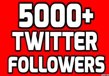 Provide Instant 5000+ Followers Within 24 Hours